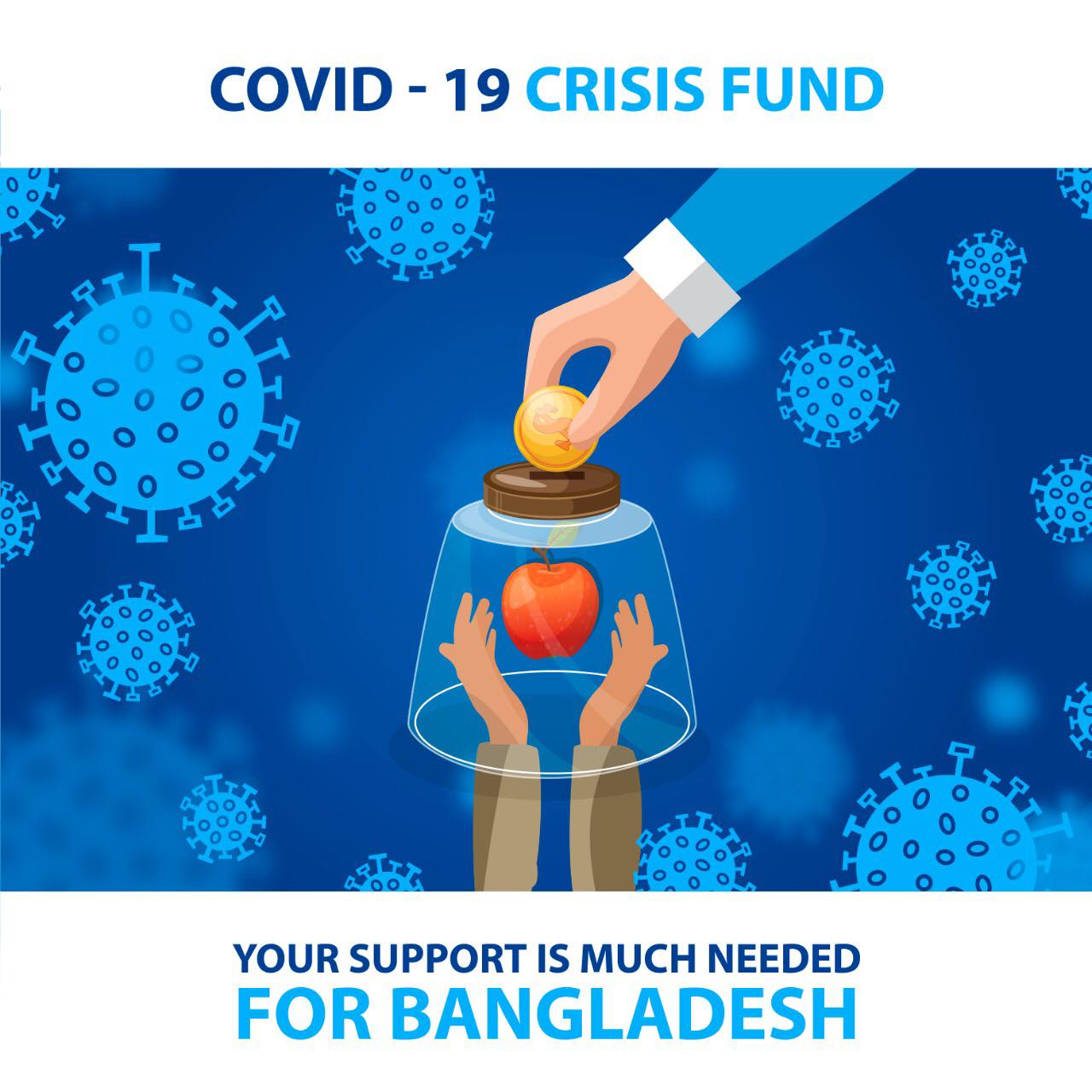 Covid-19 Crisis Fund for Sustainable Support Project
