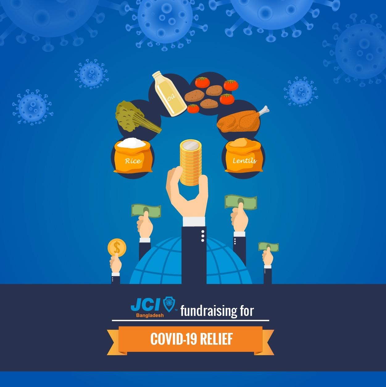 JCI Bangladesh Covid-19 Relief