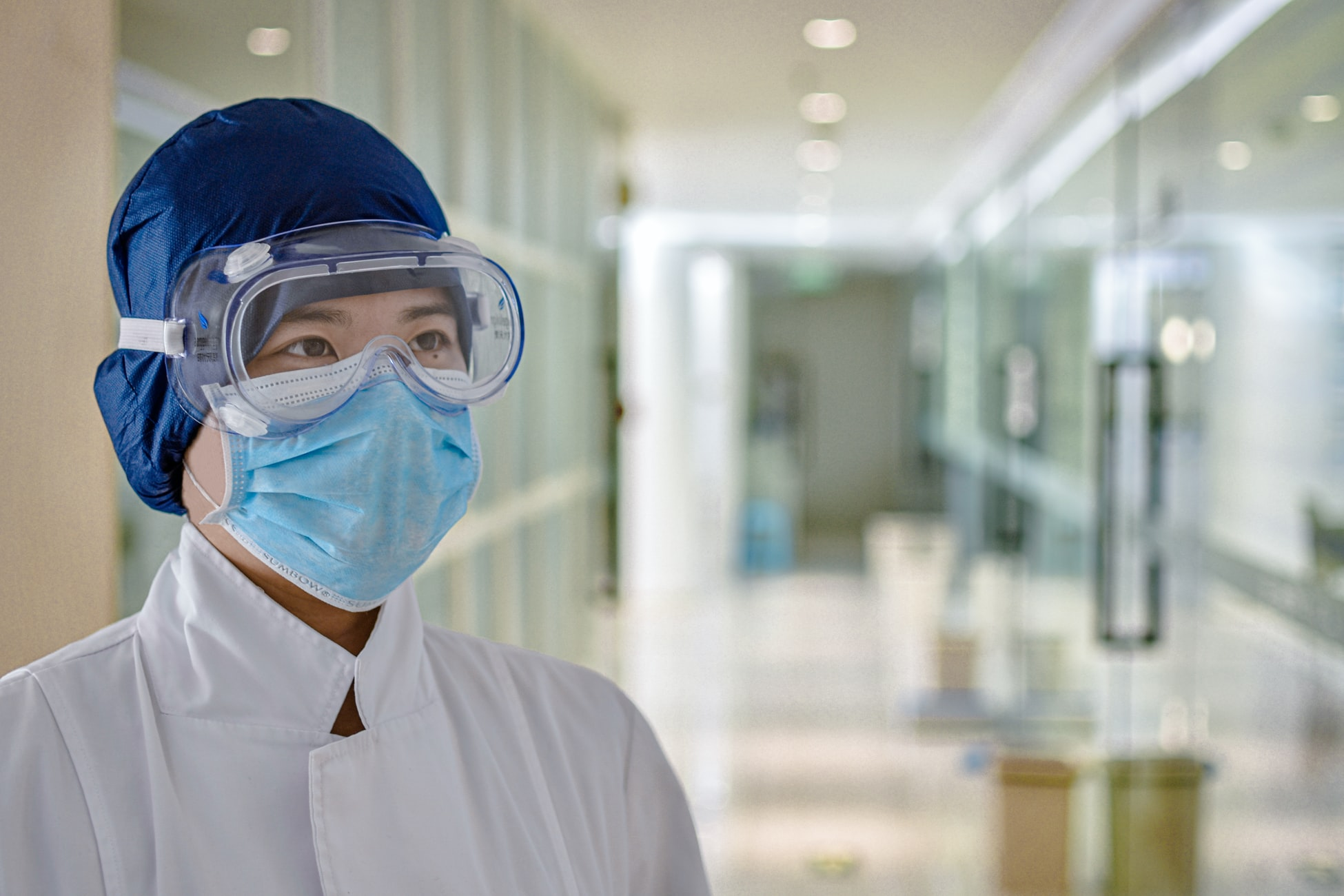 Support PPE set for 1 Doctor